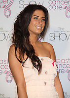 Stacey Solomon Breast Cancer Care Fashion Show, Grosvenor House Hotel, Park Lane, London, UK, 06 October 2010: For piQtured Sales contact: Ian@Piqtured.com +44(0)791 626 2580 (picture by Richard Goldschmidt)