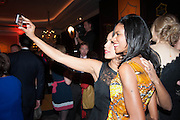 NOELLA COURSARIS; , The Veuve Clicquot Business Woman Of The Year Award, celebrating women's excellence in business and commitment to sustainability. Claridge's, Brook Street, London, 22 April 2013