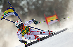 Philipp Schoerghofer of Austria competes during 1st Run of Men's Giant Slalom of FIS Ski World Cup Alpine Kranjska Gora, on March 5, 2011 in Vitranc/Podkoren, Kranjska Gora, Slovenia.  (Photo By Vid Ponikvar / Sportida.com)