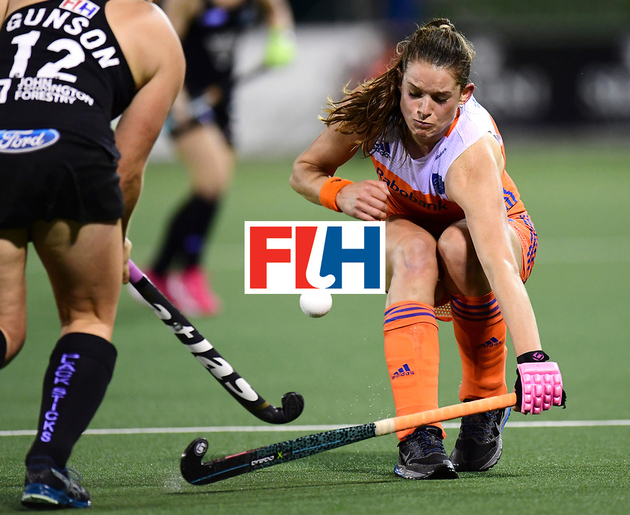 AUCKLAND - Sentinel Hockey World League final women<br /> Match id:10322<br /> 22 NED v NZL (Final)<br /> Foto: <br /> WORLDSPORTPICS COPYRIGHT FRANK UIJLENBROEK