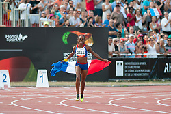 FRANCOIS-ELIE Mandy, FRA, 100m, T37, 2013 IPC Athletics World Championships, Lyon, France