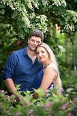 engagement photos - Ashley & Trent