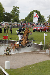 "Fox-Pitt William (GBR) - Idalgo<br /> ""The Mitsubishi Motors Badminton Horse Trials""<br /> CCI**** Badminton 2009<br /> © Dirk Caremans"