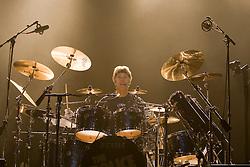 Drummer Stewart Copeland of The Police performed in concert at the John Paul Jones Arena in Charlottesville, VA on November 6, 2007.