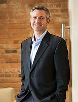 Executive business portraits by Minneapolis photographer James Michael Kruger.