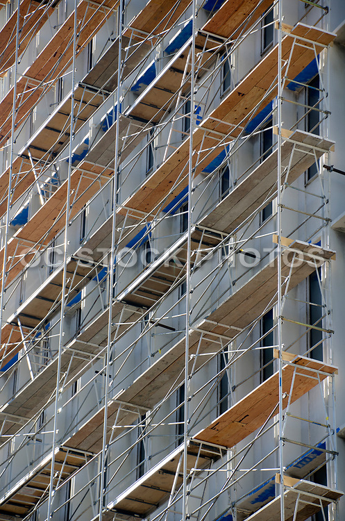 Scaffolding Architectural Detail