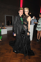 AGYNESS DEYN and HENRY HOLLAND at the British Fashion Awards 2007 held at the Royal Horticultural Halls, Vincent Square, London on 28th November 2007.<br />