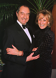 The RT.HON.SIR PHILIP & LADY OTTON, he is a Lord Justice of Appeal, at a ball in London on 30th November 1998.MML 37