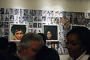 Atmosphere at The Opening for Deb Willis' new book ' Posen Beauty ' held at NYU Tisch School of the Arts on October 8, 2009 in New york City..