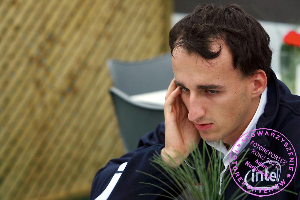 07.06.2007 Montreal, Canada, .Robert Kubica (POL),  BMW Sauber F1 Team - Formula 1 World Championship, Rd 6, Canadian Grand Prix, Thursday .FOT. XPB.CC / WROFOTO.*** POLAND ONLY !!! ***.NO INTERNET / MOBILE USAGE