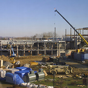 Groundbreaking & Construction 2005-2006