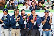 Charlotte Dujardin<br /> Alltech FEI World Equestrian Games™ 2014 - Normandy, France.<br /> © DigiShots