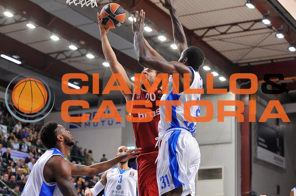 DESCRIZIONE : Eurolega Euroleague 2015/16 Group D Dinamo Banco di Sardegna Sassari - Brose Basket Bamberg<br /> GIOCATORE : Elias Harris<br /> CATEGORIA : Tiro Penetrazione Sottomano<br /> SQUADRA : Brose Basket Bamberg<br /> EVENTO : Eurolega Euroleague 2015/2016<br /> GARA : Dinamo Banco di Sardegna Sassari - Brose Basket Bamberg<br /> DATA : 13/11/2015<br /> SPORT : Pallacanestro <br /> AUTORE : Agenzia Ciamillo-Castoria/C.Atzori