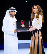 Queen Rania Receives Medal Of Honour