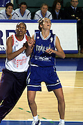 All Star Game Femminile<br /> Nella foto: Ballardini