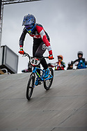 #49 (TUCHSCHERER Daina) CAN during practice at Round 3 of the 2019 UCI BMX Supercross World Cup in Papendal, The Netherlands