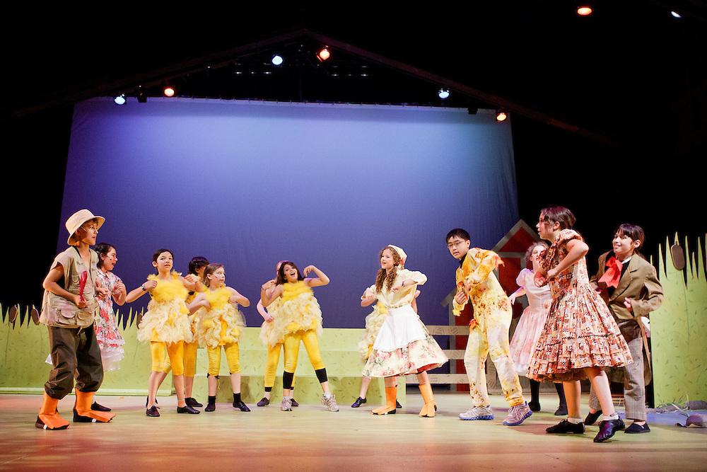 "Berkeley Playhouse presents ""Honk! Jr."""