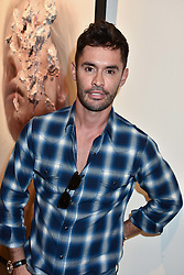 Jean-Bernard Fernandez-Versini at the launch of the new JD Malat Gallery, 30 Davies Street, London, England. 05 June 2018.