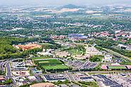 5.9.2018 JMU NEW Convocation Center Aerial