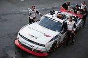 17-18 August, 2012, Montreal, Quebec, Canada.Jacques Villeneuve's car.(c)2012, Jamey Price.LAT Photo USA.