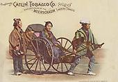 Felice Beato: Catlin Tobacco Promos US