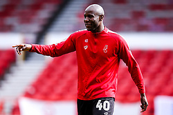 Benik Afobe of Bristol City - Mandatory by-line: Robbie Stephenson/JMP - 01/07/2020 - FOOTBALL - The City Ground - Nottingham, England - Nottingham Forest v Bristol City - Sky Bet Championship