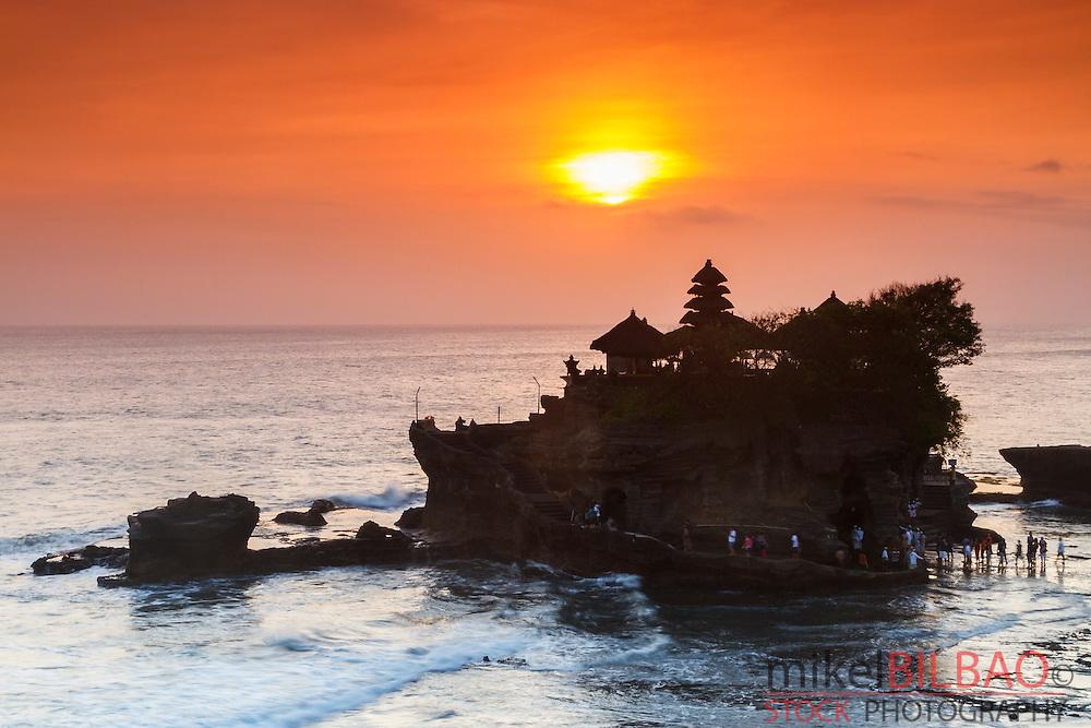 Tanah Lot Temple. Bali. Indonesia, Asia.