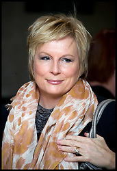 JENNIFER SAUNDERS arrives for The Sky Woman In Film and Television Awards 2011, Friday December 2, 2011, At the Hilton Hotel, London. Photo By i-Images