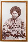 Uzbekistan, Khiva. Mohammed Rakhim Khan Medressa.<br /> Said Isfandiyarkhan - Khan of Khiva 1910-1918.