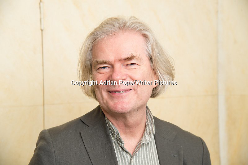 Maurice Riordan, nominee for the T S Eliot Prize 2013. Photographed at the prize ceremony held at The Wallace Collection in London on the 13th January 2014<br /> <br /> Photograph by Adrian Pope/Writer Pictures<br /> <br /> WORLD RIGHTS