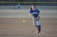 Water Valley vs. Independence in softball action in Water Valley, Miss. on Monday, March 8, 2010. Water Valley won 4-1.
