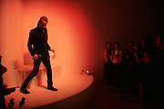 Rhys Ifans,  Whitechapel and Hogan present Art Pls Drama Party 2007. Whitechapel Gallery. London. 8 March 2007. -DO NOT ARCHIVE-© Copyright Photograph by Dafydd Jones. 248 Clapham Rd. London SW9 0PZ. Tel 0207 820 0771. www.dafjones.com.