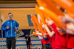 11-02-2017 NED: AA Drink NK Indoor, Apeldoorn<br /> AA drink talent - Tony van Diepen