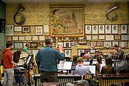 Beeldreportage bij Fanfare Kempenzonen Tielen-brassband-foto joren de weerdt