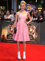 Noelle Reno Water for Elephants UK Premiere, The Vue, Westfield, London, UK, 03 May 2011:  Contact: Rich@Piqtured.com +44(0)7941 079620 (Picture by Richard Goldschmidt)