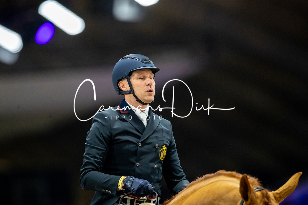 Devroe Jeroen, BEL, Hyrano<br /> Jumping Mechelen 2019<br /> © Hippo Foto - Dirk Caremans<br />  29/12/2019