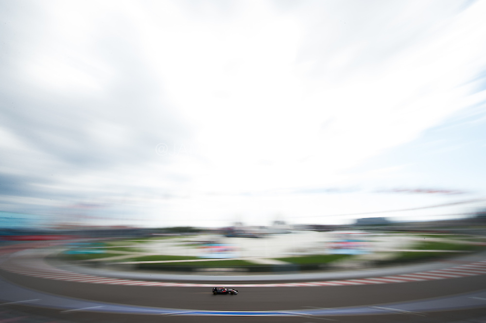 October 8-11, 2015: Russian GP 2015: Jenson Button (GBR), McLaren Honda