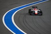 October 8-11, 2015: Russian GP 2015: Will Stevens (GBR) Manor Marussia F1 Team