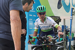 King Lok Cheung Orica GreenEdge before press conference of cycling race Po Sloveniji - Tour de Slovenie 2015 on June 15, 2016 in Hotel Jama, Postojna, Slovenia. Photo by Morgan Kristan / Sportida