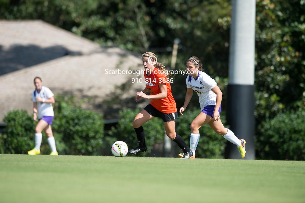 2014 Campbell University Women Soccer vs ECU