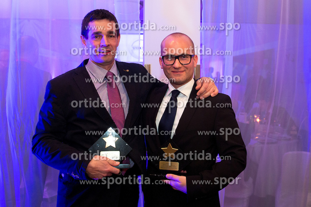 at Volvo trucks annual meeting, on January 20, 2016, in Hotel Habakuk, Maribor, Slovenia.  (Photo by Matic Klansek Velej / Sportida)