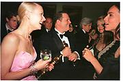 Gwyneth Paltrow; Harvey Weinstein; Minnie Driver;, Vanity Fair Oscar night party. Mortons. Los Angeles. 28 March 1999. Film 9999188f19a<br /> © Copyright Photograph by Dafydd Jones 66 Stockwell Park Rd. London SW9 0DA<br /> Tel 0171 733 0108<br /> www.dafjones.com