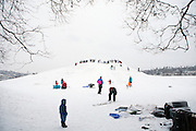 Gas Works Park - Seattle, Washington<br />