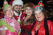 Santa Rampage 2011, Austin Texas, December 10, 2011.