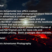 CUSTOM PHOTOGRAPHY ADVENTURES/PHOTOGRAPHY LESSONS