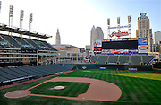 General Stadium shot of Progressive Field on Sept. 25, 2008.