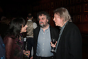 STEPHEN POLIAKOFF; CHRISTOPHER HAMPTON, The Almeida Theatre  celebrates Mike Attenborough's 11 brilliant years as Artistic Director. Middle Temple Hall,<br /> Middle Temple Lane, London, EC4Y 9AT