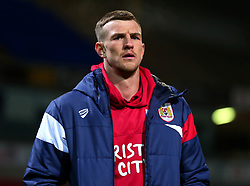 Aden Flint of Bristol City arrives at the Macron Stadium ahead of the fixture with Bolton Wanderers - Mandatory by-line: Robbie Stephenson/JMP - 02/02/2018 - FOOTBALL - Macron Stadium - Bolton, England - Bolton Wanderers v Bristol City - Sky Bet Championship
