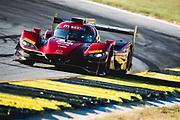 October 11-13, 2018: IMSA Weathertech Series, Petit Le Mans: 55 Mazda Team Joest, Mazda DPi, Jonathan Bomarito, Spencer Pigot, Marino Franchitti