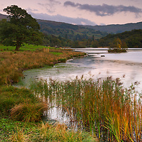 Rydal Lake, Grasmere, Lake District, Cumbria